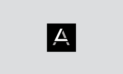 AL Architecture monogram designed by Richard Baird