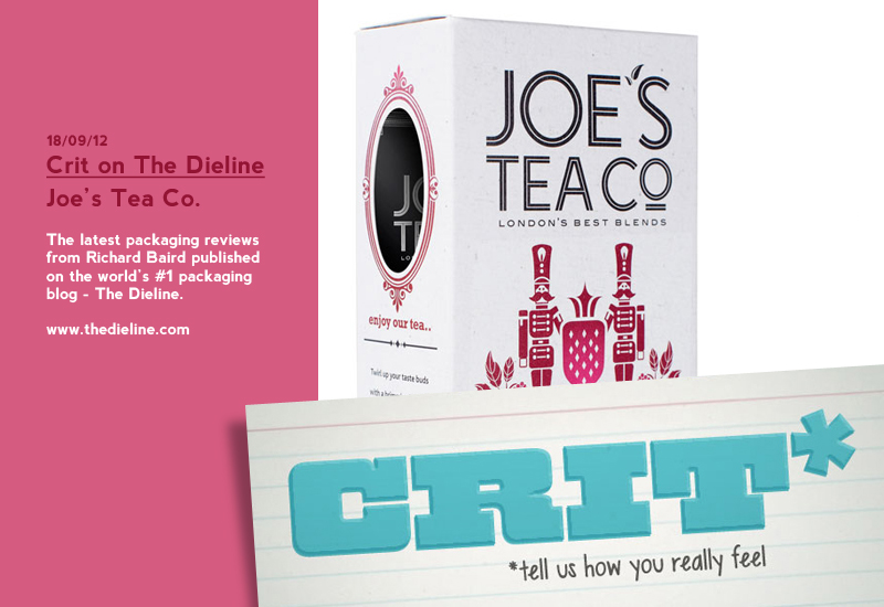 Crit - Joe's Tea Co.