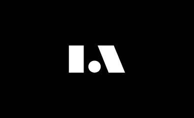 LA Architecture monogram designed by Richard Baird