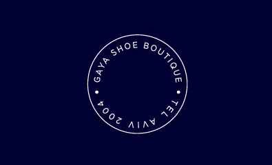 Shoe Boutique Logotype designed by Richard Baird