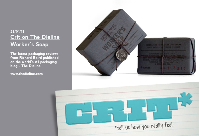 Crit - Worker's Soap
