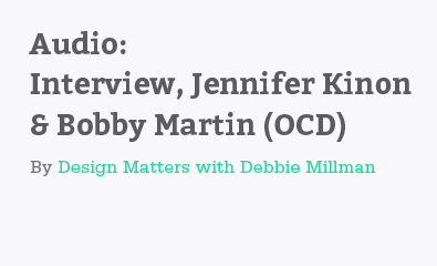 OCD Interview by Design Matters