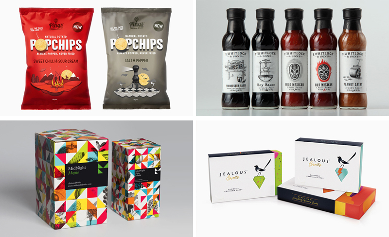 Top 5 Packaging Projects of 2013 featured on BPO