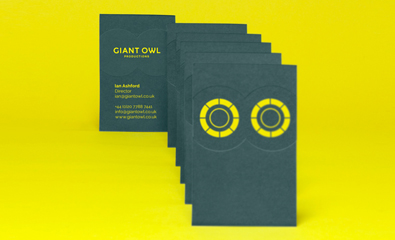Giant Owl Productions by Alphabetical on BP&O