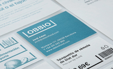 Obbio by Mayuscula on BP&O