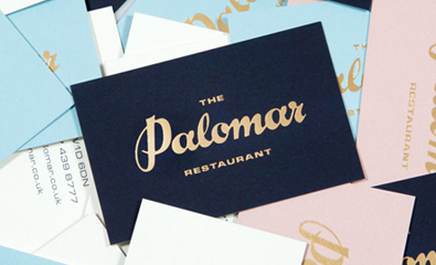 The Palomar designed by Here on BP&O