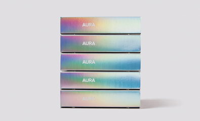 Aura designed by Believe In on BP&O