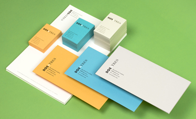 Dosatres designed by Comite Studio on BP&O