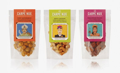 Carpe Nux designed by Designers Anonymous on BP&O