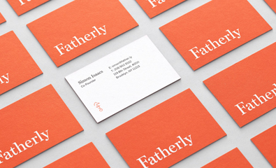 Fatherly designed by Apartment One on BP&O