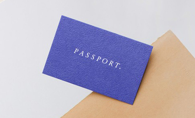 Passport designed by Passport on BP&O