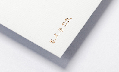 Shaun Ford &Co. designed by Savvy on BP&O