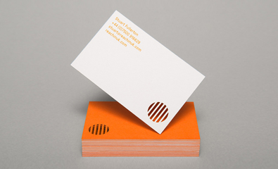 Reachin' logo and brand identity designed by Karoshi featured on BP&O