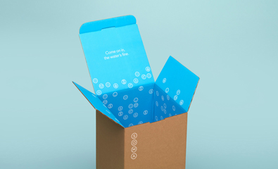 Soma Logo and Packaging designed by Manual featured on BP&O