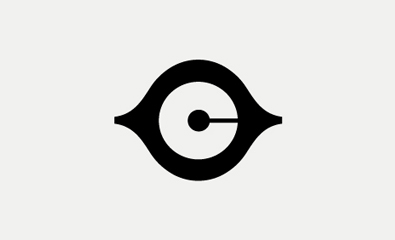 Eye C Monogram design by British Freelance Logo Designer Richard Baird
