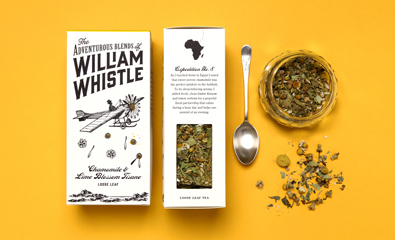 The Adventurous Blends of William Whistle on BP&O