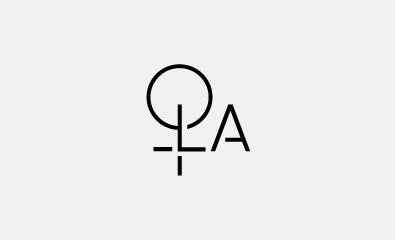 Miss LA Monogram design by British Freelance Logo Designer Richard Baird